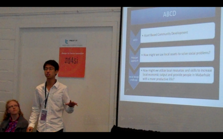 Jianlin Presents at SOCAP